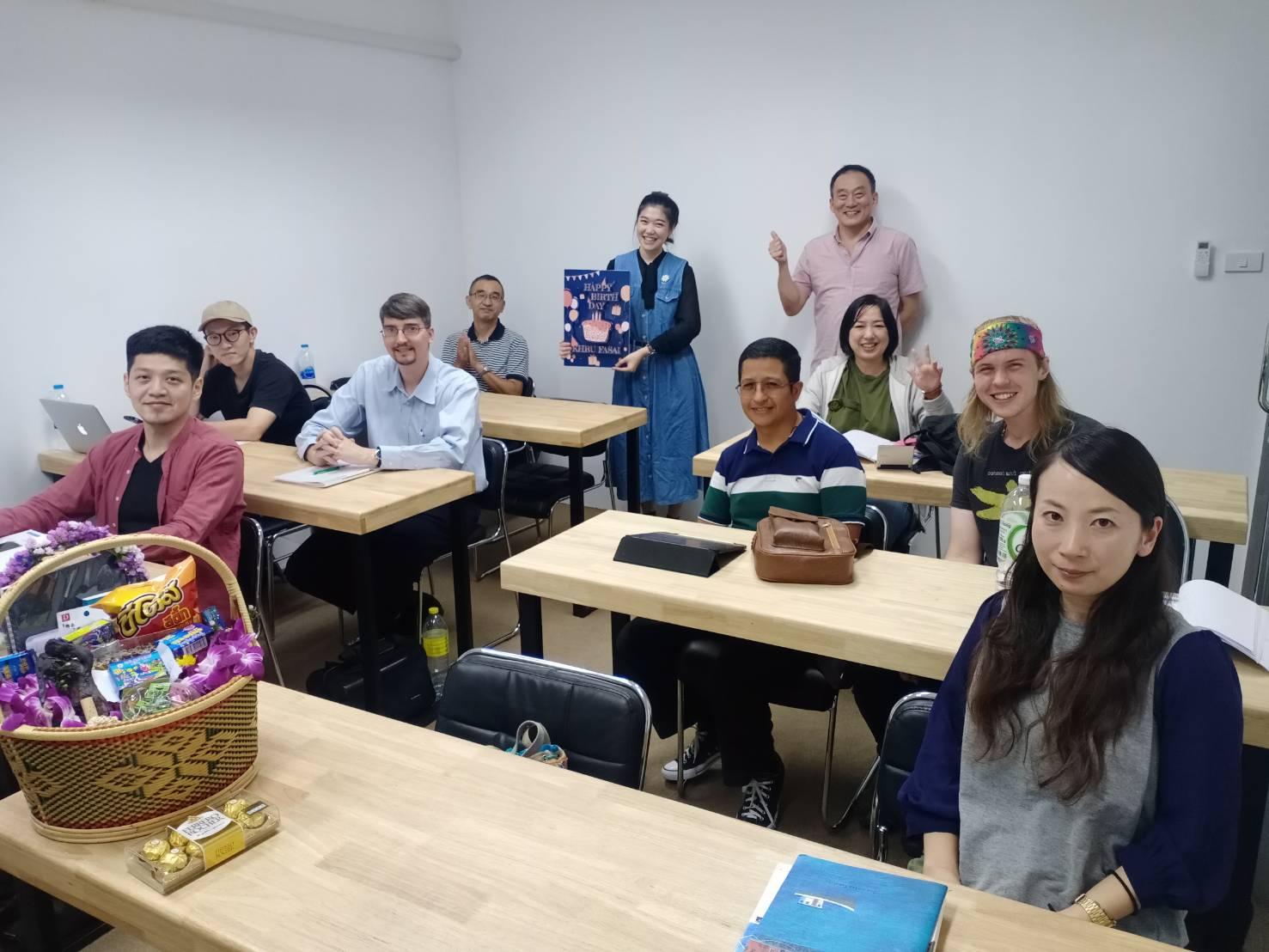Thai Corporate Courses